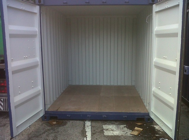 Location container 10 pieds location conteneur acor for Container bois occasion